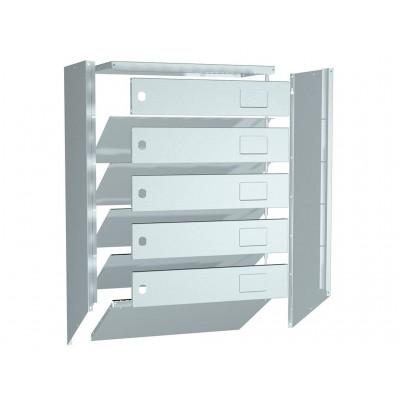 Многоквартирные почтовые ящики ПРАКТИК PB-5 (new)