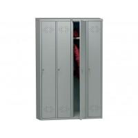 Медицинский шкаф для раздевалки ПРАКТИК МД LS(LE)-41