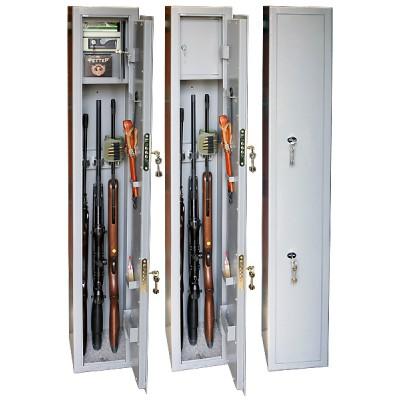 Оружейный сейф-Меткон ОШ 33 (3 ствола)
