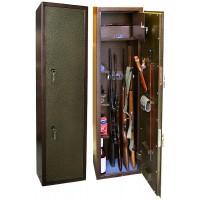 Оружейный сейф-Меткон ОШ 4 (4 ствола)