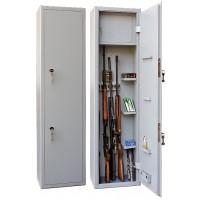 Оружейный сейф-Меткон ОШ 43 (4 ствола)