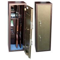 Оружейный сейф-Меткон ОШ 2С (2 ствола)
