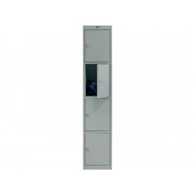 Шкаф для раздевалок NOBILIS AL-004 (приставная секция)