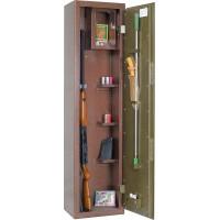 Оружейный сейф-Меткон ОШ 2 (2 ствола)
