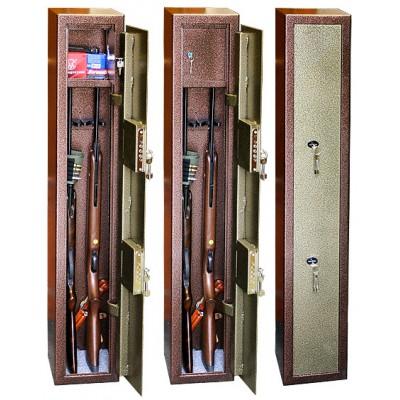Оружейный сейф-Меткон ОШ 1 (2 ствола)