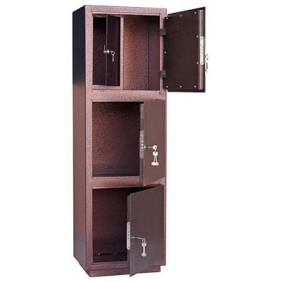 Бухгалтерский сейф (шкаф)-Меткон ШБ 5