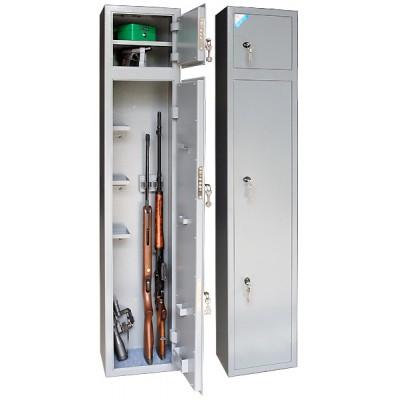Оружейный сейф-Меткон ОШ 23Г (2 ствола)